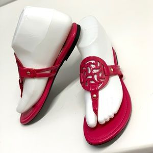 American Eagle Hot Pink Sandals
